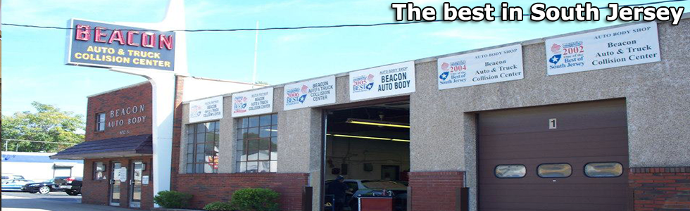 Beacon Auto Body Truck Repair Shop Southern NJ