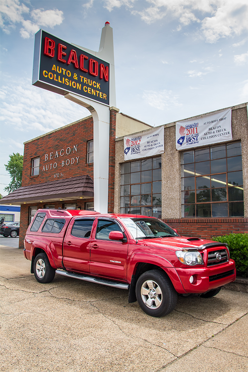 Beacon Auto Body Collision Repair Shop in Pennsauken NJ