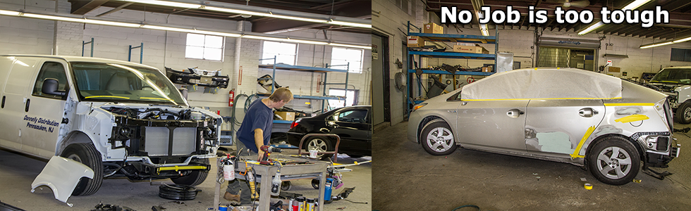 Beacon Auto Body Collision Repair Pennsauken NJ